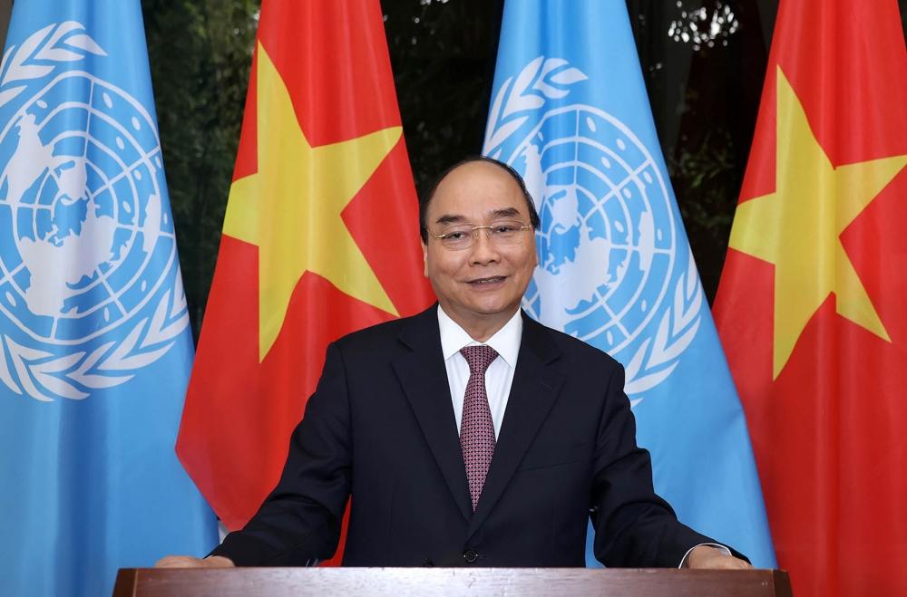 Thông điệp của Thủ tướng Nguyễn Xuân Phúc tại Phiên họp cấp cao Liên hợp quốc