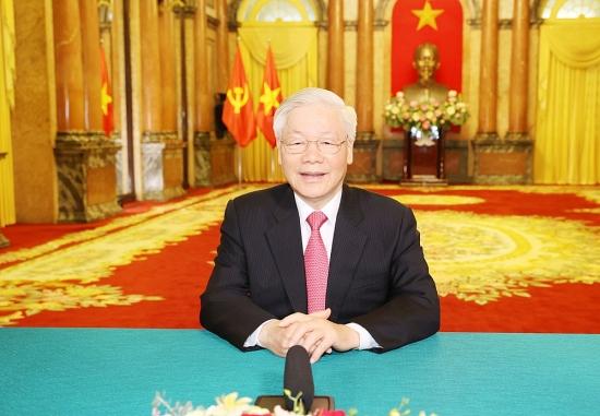 Thông điệp Tổng Bí thư, Chủ tịch nước Nguyễn Phú Trọng gửi Đại hội đồng Liên hợp quốc