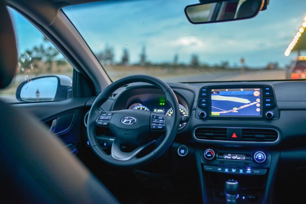 Hyundai Kona - Sinh ra để dẫn đầu