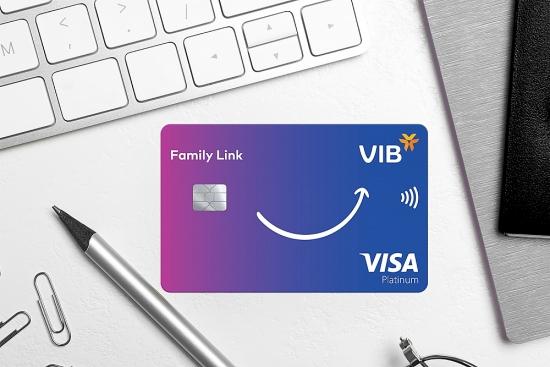 VIB hợp tác với Visa ra mắt dòng thẻ tín dụng đồng hành cùng con