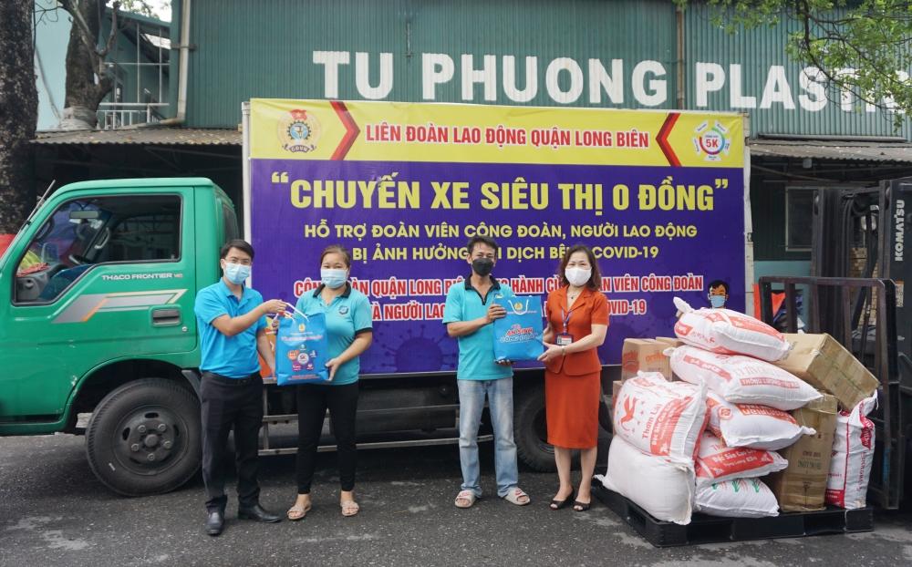 Hơn 3,8 triệu phần quà Đại đoàn kết và túi quà an sinh hỗ trợ người dân gặp khó khăn bởi đại dịch