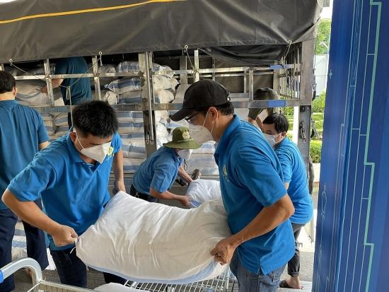 Chi 40 tỷ đồng hỗ trợ khẩn cấp lần 2 cho đoàn viên, công nhân lao động thành phố Hồ Chí Minh