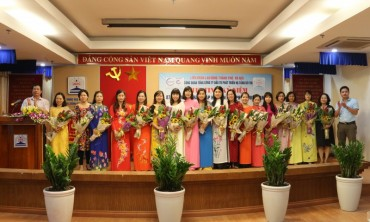 Công đoàn UDIC kỷ niệm Ngày Thành lập Hội Liên hiệp Phụ nữ Việt Nam