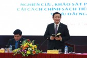 Phó Thủ tướng Vương Đình Huệ: Tiền lương chưa khuyến khích được NLĐ gắn bó với công việc