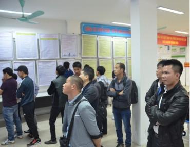 Hơn 600 vị trí việc làm dành cho lao động từ Hàn Quốc trở về