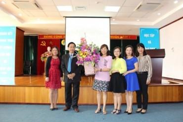 Công đoàn Bảo hiểm xã hội Hà Nội tọa đàm về dinh dưỡng với sức khỏe