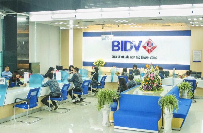 BIDV đứng top đầu các doanh nghiệp nộp ngân sách Nhà nước