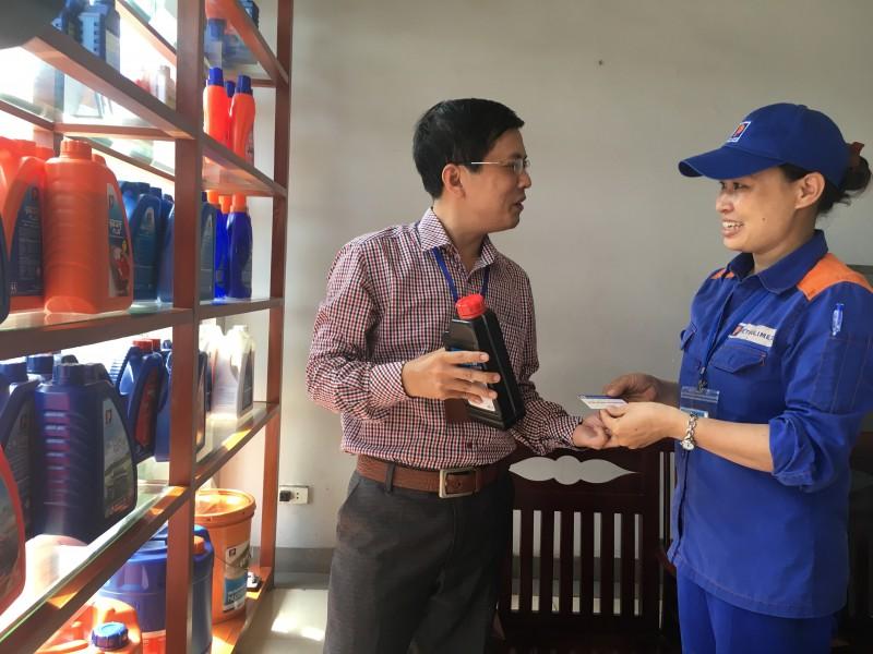 LĐLĐ quận Long Biên chấm điểm, xét thi đua CĐCS khối phường