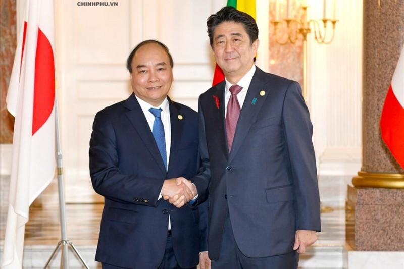 Nâng hợp tác giữa các nước Mê Công-Nhật Bản lên Quan hệ đối tác chiến lược