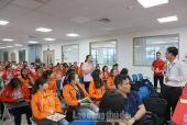 Tuyên truyền chính sách pháp luật BHXH tới 300 công nhân tại Hải Phòng