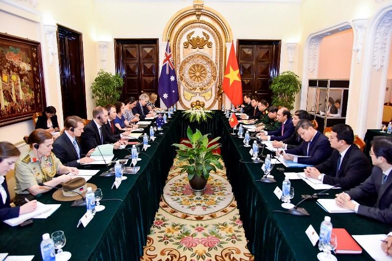 Việt Nam-Australia: Đối thoại Chiến lược cấp Thứ trưởng Ngoại giao-Quốc phòng