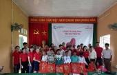 Trao hỗ trợ tới 400 gia đình có em nhỏ bị thiệt hại do thiên tai