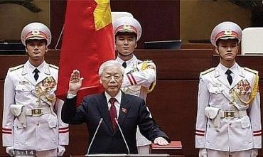 Lãnh đạo các nước chúc mừng Tổng Bí thư Nguyễn Phú Trọng được bầu làm Chủ tịch nước