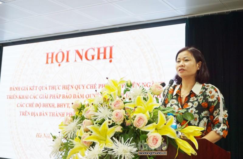 Hà Nội: Kiên quyết xử lý các vi phạm về pháp luật bảo hiểm xã hội