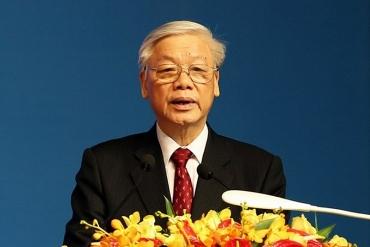 Lãnh đạo các nước, các đảng chúc mừng Tổng Bí thư Nguyễn Phú Trọng được bầu là Chủ tịch nước