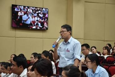 Công an quận Thanh Xuân: Tích cực phòng chống các vi phạm pháp luật BHXH