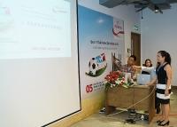 5 khách hàng may mắn trúng chuyến du lịch đến Philippines dự SEA Games 30