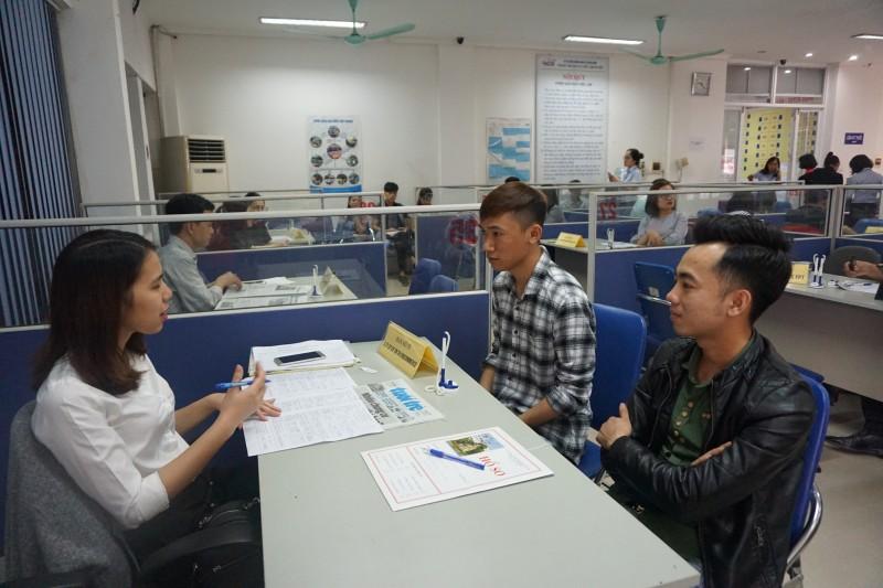 Từ tháng 10/2019: Tổ chức phiên giao dịch việc làm hàng ngày