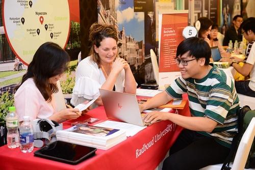 Cơ hội thi thử IELTS miễn phí tại Triển lãm du học Hà Lan 2019