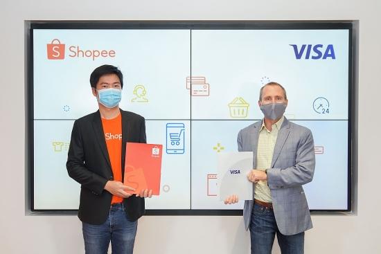 Shopee và Visa ký kết hợp tác mở ra cơ hội phát triển mới cho nền kinh tế kỹ thuật số