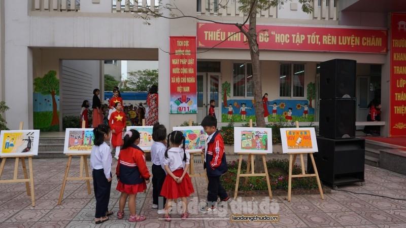 """Phát động Cuộc thi vẽ tranh """"Ước mơ vượt khó"""" về trẻ em khuyết tật"""