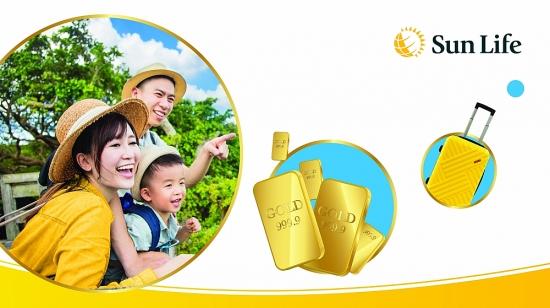 """""""Sống sung túc, đúc lộc vàng"""" cùng hàng nghìn quà tặng từ Sun Life Việt Nam"""