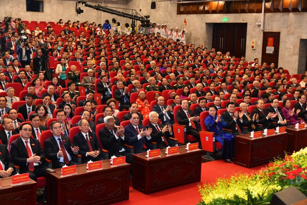 Nhiệm kỳ 2020 - 2025: Đảng bộ thành phố Hà Nội tập trung 5 nhiệm vụ, 3 khâu đột phá