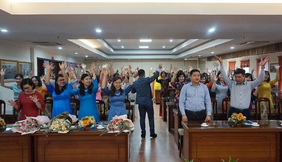 Công đoàn Tổng Công ty UDIC kỷ niệm 90 năm Ngày thành lập Hội Liên hiệp phụ nữ Việt Nam