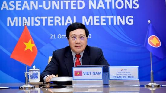 Liên hợp quốc ghi nhận những đóng góp của ASEAN trong các hoạt động gìn giữ hòa bình