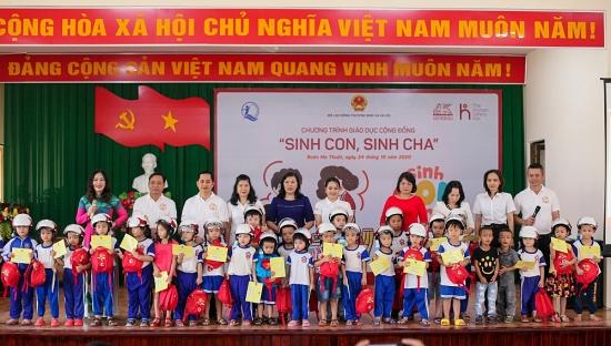 """Triển khai chương trình """"Sinh con, sinh cha"""" tại khu vực Đồng bằng Sông Cửu Long và Tây Nguyên"""
