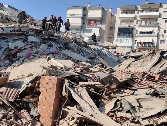 Động đất xảy ra tại Thổ Nhĩ Kỳ và Hy Lạp: Chưa ghi nhận người Việt nào bị thương vong