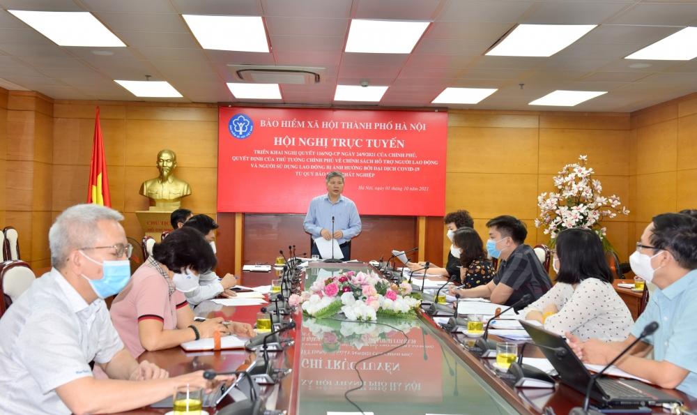 Hà Nội: Hơn 83.000 đơn vị, với hơn 1,4 triệu lao động đủ điều kiện hưởng hỗ trợ theo Nghị quyết 116