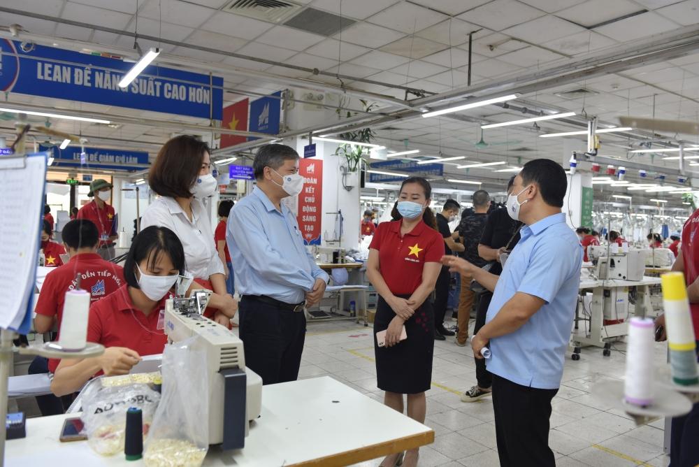 Hà Nội: Gần 1.500 người lao động đã nhận được tiền hỗ trợ từ Quỹ Bảo hiểm thất nghiệp