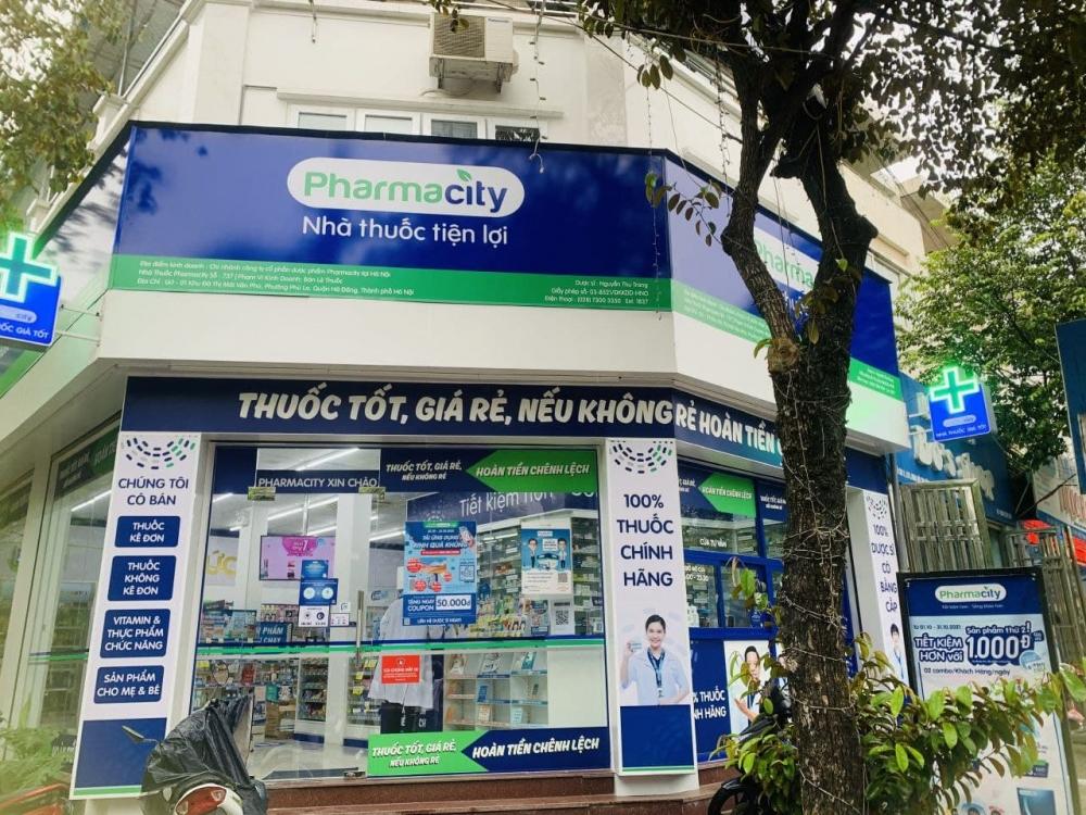 Pharmacity đồng loạt khai trương 10 nhà thuốc mới tại Hà Nội