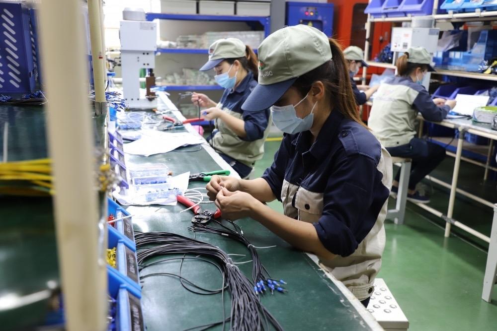 Tăng cường nắm bắt tình hình quan hệ lao động tại những khu vực có đông lao động