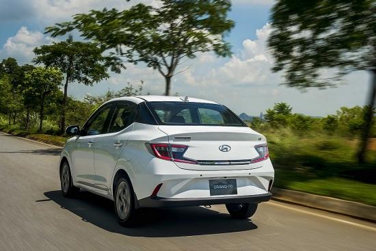 Doanh số xe Hyundai trong tháng 9 tăng trưởng 87%
