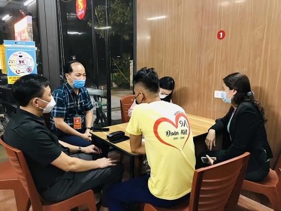 Thành phố Hạ Long tạm đình chỉ nhiệm vụ với 3 Chủ tịch UBND phường vì để cơ sở vi phạm phòng, chống dịch