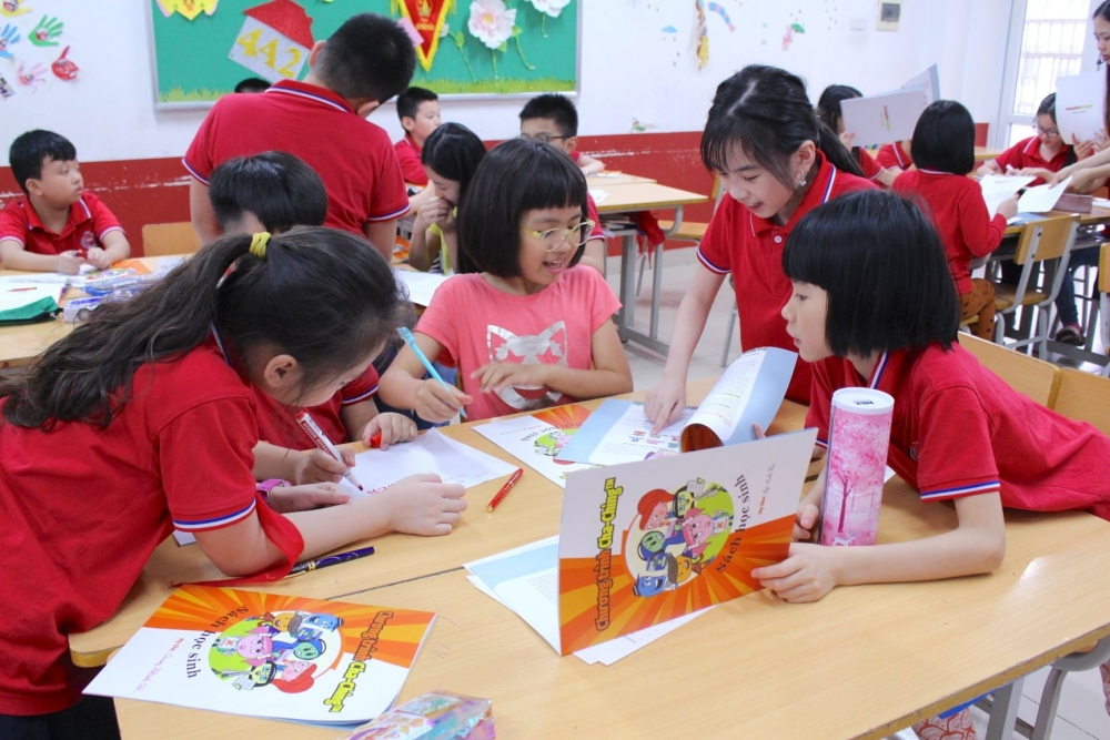 Nâng cao kỹ năng quản lý tài chính cho 84 trường tiểu học tại Hà Nội và Hưng Yên