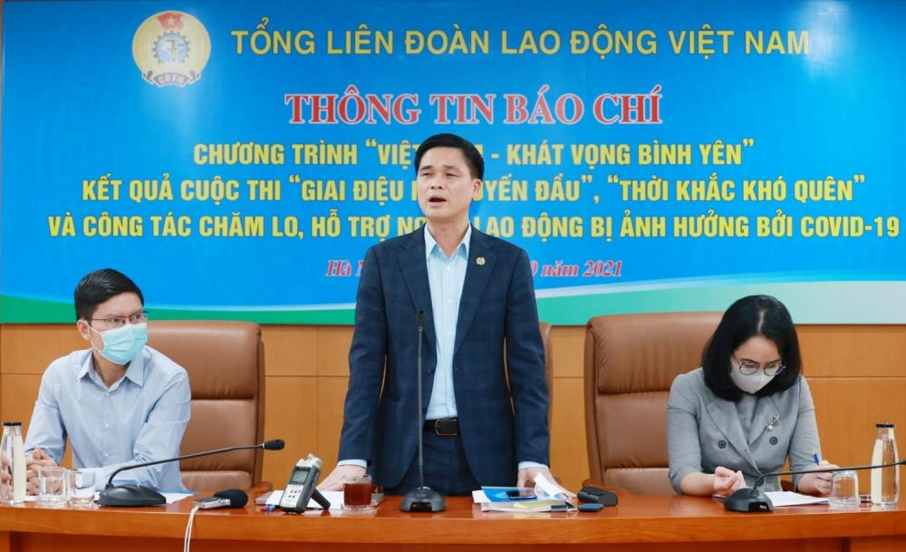 """Ngày 31/10 sẽ diễn ra chương trình truyền hình trực tiếp """"Việt Nam - Khát vọng bình yên"""""""
