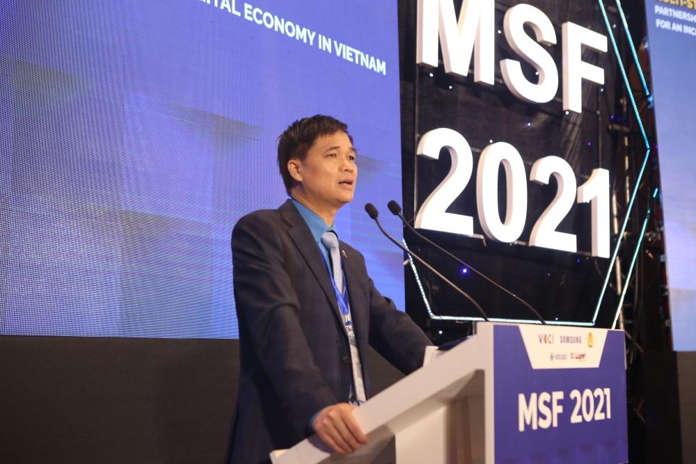 Hợp tác xây dựng lực lượng lao động, sẵn sàng cho nền kinh tế số tại Việt Nam