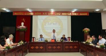 Ủy ban MTTQ TP Hà Nội gặp mặt cán bộ mặt trận các thời kỳ