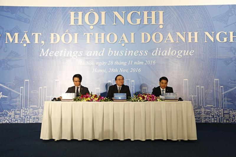 Hà Nội lập Tổ công tác đặc biệt gỡ vướng cho doanh nghiệp