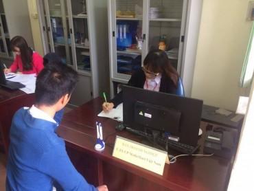 Ứng tuyển trực tiếp tại Điểm giao dịch việc làm Gia Lâm