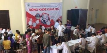 Prudential Việt Nam khám, tư vấn sức khỏe miễn phí tại Hà Nội