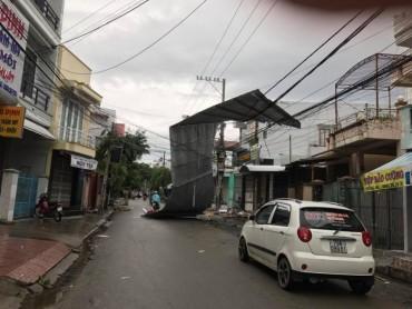 Ban Cứu trợ TƯ hỗ trợ 3 tỷ đồng tới 5 tỉnh bị ảnh hưởng bão số 12