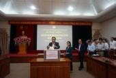 Phát động quyên góp ủng hộ đồng bào bị thiệt hại do bão số 12