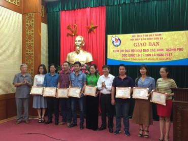 Hội Nhà báo TP Hà Nội đoạt 7 Giải báo chí 'Du lịch miền Tây Bắc'