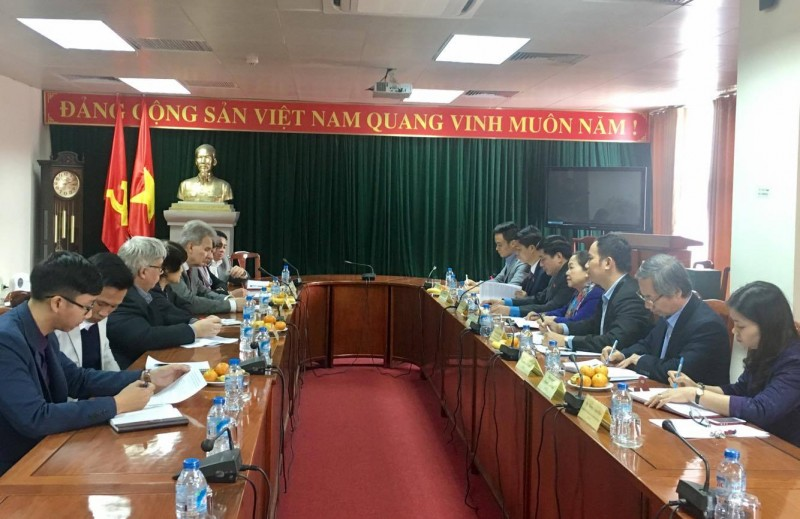 Tổng Liên đoàn Lao động Việt Nam hội đàm với Liên hiệp Công đoàn Áo