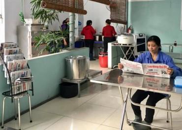 Báo Lao động Thủ đô đã thông tin kịp thời về pháp luật lao động