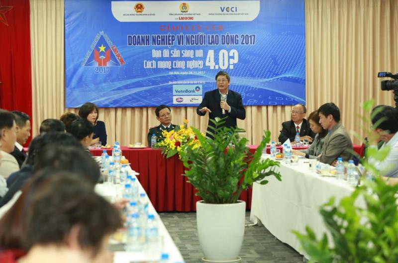 Doanh nghiệp Việt đã sẵn sàng với Cách mạng công nghiệp 4.0?